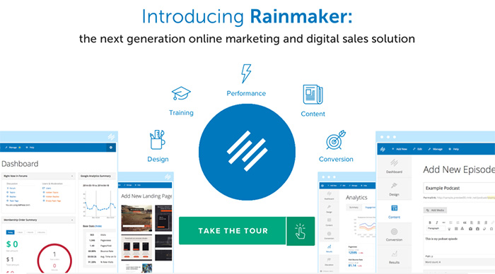 Rainmaker Platform Review 2018 - Clarity Lab